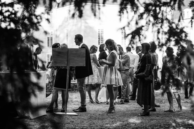 mariage au chateau de meung sur loire