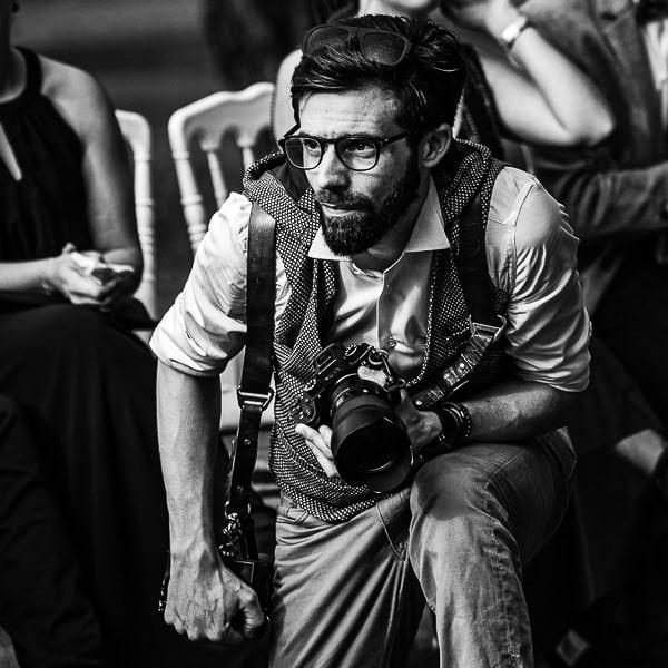 photographe matériel professionnel